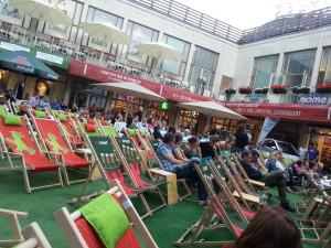 Open Air Sommerkino im Neuen Kranzler Eck