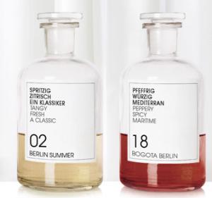 Tonis Parfüm hat Berlin-Düfte kreiert.