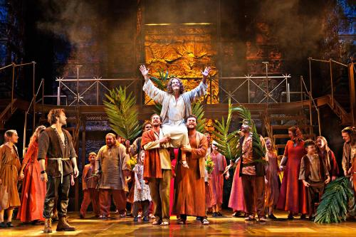 Jesus Christ Superstar - Die Musical-Produktion von Andrew Lloyd Webber und Tim Rice. Foto: Pamela Raith