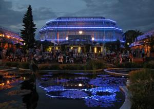 Sommerfest im Botanischen Garten. Foto: Eberhard-Kloeppel