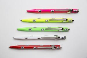 Kugelschreiber aus der Berlin-Kollektion. Foto: Caran d'Ach