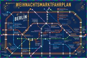 Alternativ der Plan für die öffentlichen Verkehrsmittel...