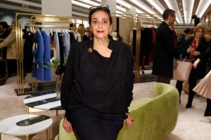 Architektin und Designerin India Mahdavi.