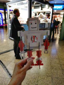 Roboter Gisela