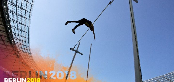 Leichtathletik EM am Kudamm