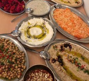 Omar Saad verbindet europäische Esskultur mit orientalisch-libanesischer Tradition.