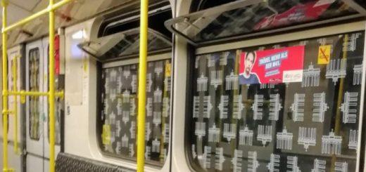 Die Bahnen der Linien U1, U2 und U3 fahren demnächst mit Unterbrechungen.