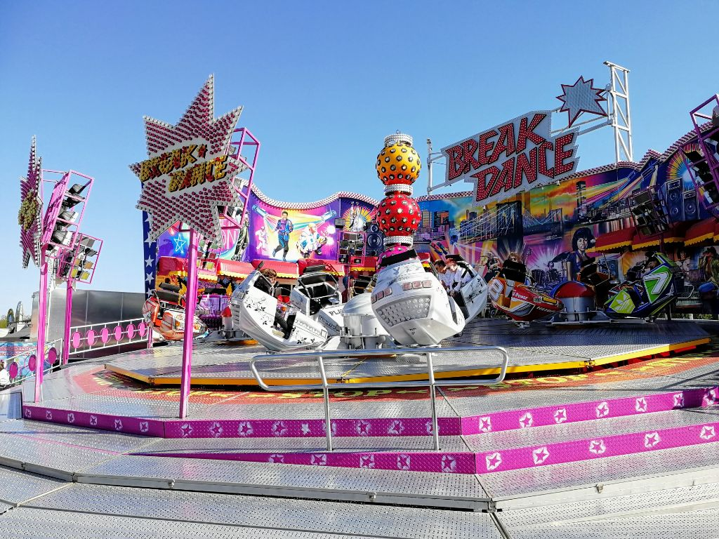 Spaß garantiert beim Frühlingsfest auf dem Zentralen Festplatz.