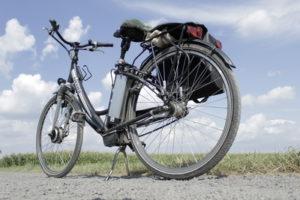 E-Bikes erobern den Markt.