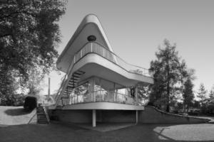 Das Haus Schminke in Löbau. Fotos: Jean Molitor