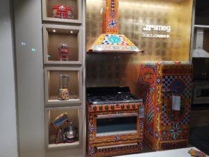 Geräte im Dolce & Gabbana-Design