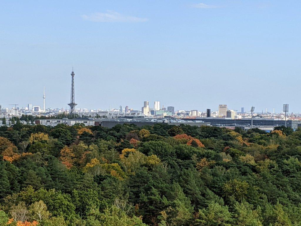 Berlin ist so grün wie kaum eine andere Metropole.