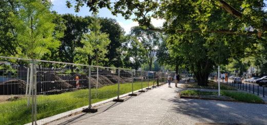 Der erste Bauabschnitt am Olivaer Platz ist geschafft. Foto: BA Charlottenburg-Wilmersdorf