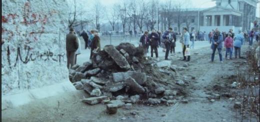 Rückblick: Als die Mauer in Berlin fiel.