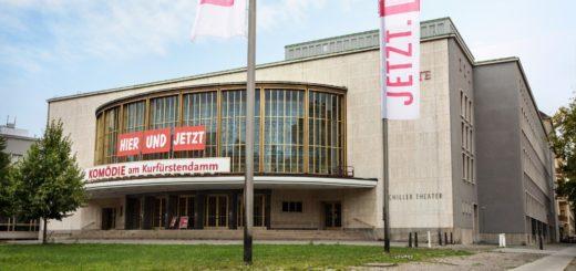 Die Komödie am Kurfürstendamm im Schiller Theater.